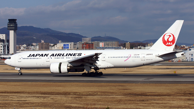 JA8983 - Boeing 777-246 - Japan Airlines (JAL)