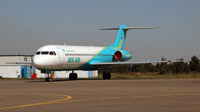 UP-F1005 - Fokker 100 - Bek Air