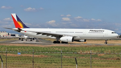 RP-C8764 - Airbus A330-343 - Philippine Airlines