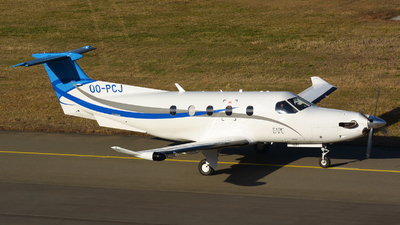 OO-PCJ - Pilatus PC-12/47E - European Aircraft Private Club (EAPC)