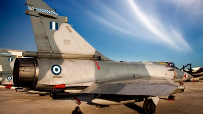 551 - Dassault Mirage 2000-5EG - Greece - Air Force