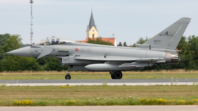 MM7341 - Eurofighter Typhoon EF2000 - Italy - Air Force