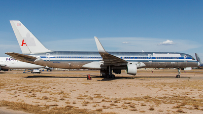 N603AA - Boeing 757-223 - Untitled
