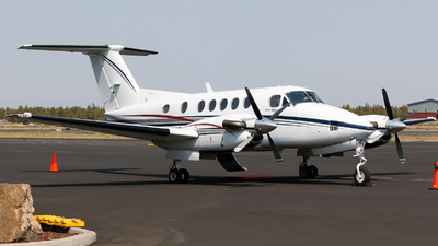 N409RA - Beechcraft 200 Super King Air - Private