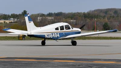 N38494 - Piper PA-28-161 Warrior - Private
