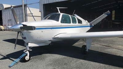VH-ILY - Beechcraft V35B Bonanza - Privateways