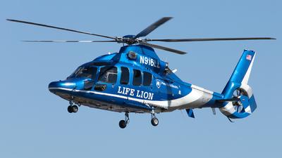 N916LL - Eurocopter EC 155 B1 - Penn State Life Lion