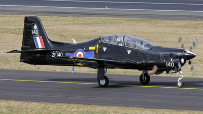 ZF140 - Short Tucano T.1 - United Kingdom - Royal Air Force (RAF)
