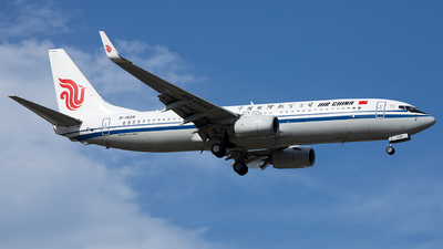 B-1529 - Boeing 737-89L - Air China