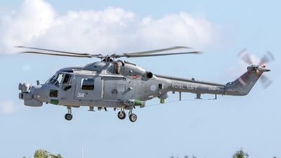 XZ689 - Westland Lynx HMA.8DSP - United Kingdom - Royal Navy