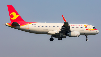 B-8075 - Airbus A320-232 - Tianjin Airlines
