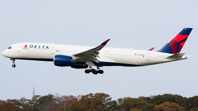 A picture of N506DN - Airbus A350941 - Delta Air Lines - © Ksavspotter