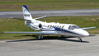 N888GD - Cessna 560 Citation V - Private