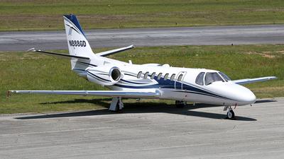 A picture of N888GD - Cessna 560 Citation Encore - [5600634] - © Luis David Sanchez