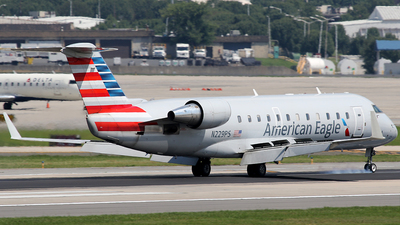 N229PS - Bombardier CRJ-200ER - US Airways Express (PSA Airlines)
