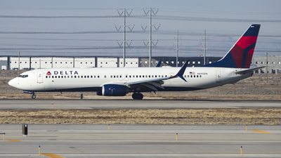 A picture of N890DN - Boeing 737932(ER) - Delta Air Lines - © David Lee