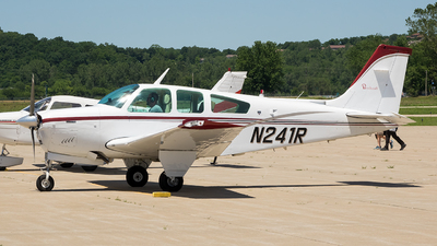 N241R - Beechcraft F33A Bonanza - Private