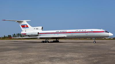 P-561 - Tupolev Tu-154B-2 - Air Koryo