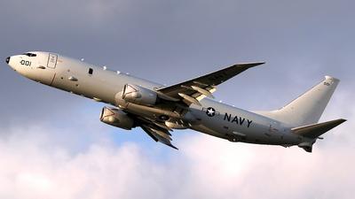 169001 - Boeing P-8A Poseidon - United States - US Navy (USN)