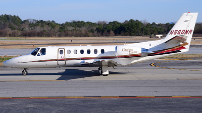N560MR - Cessna 560 Citation Encore - Private