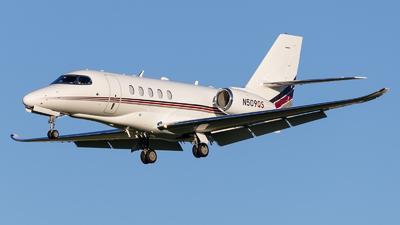 N509QS - Cessna Citation Latitude - NetJets Aviation