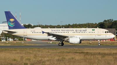 HZ-ASE - Airbus A320-214 - Saudi Arabian Airlines