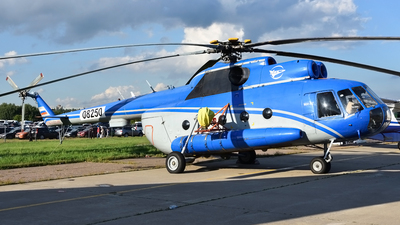 08250 - Mil Mi-8T Hip - Russia - Gromov Flight Research Institute
