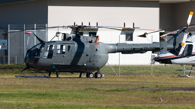 VH-YON - MBB Bo105S-CDN-BS-4 - Skyline Aviation Group