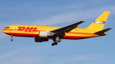 N653GT - Boeing 767-231(BDSF) - DHL (Amerijet International)