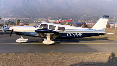 CC-PHF - Piper PA-32-260 Cherokee Six - Private