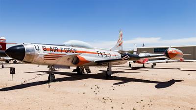 51-5623 - Lockheed F-94C Starfire - United States - US Air Force (USAF)
