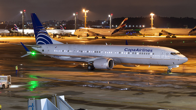HP-9906CMP - Boeing 737-9 MAX - Copa Airlines