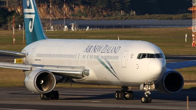 ZK-NCJ - Boeing 767-319(ER) - Air New Zealand