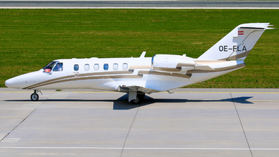 OE-FLA - Cessna 525A CitationJet 2 Plus - Private