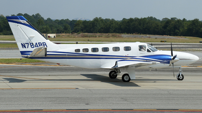N784RR - Cessna 441 Conquest II - Private