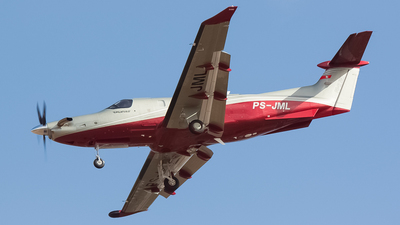 A picture of PSJML - Pilatus PC12/45 - [2004] - © Tyler Emtage
