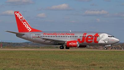 G-CELX - Boeing 737-377(QC) - Jet2.com
