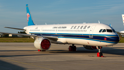 D-AVXS - Airbus A321-253NX - China Southern Airlines