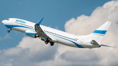 A picture of SPENL - Boeing 7378CX - Enter Air - © Łukasz Jagodziński