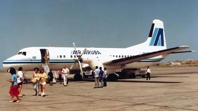 P4-YSA - NAMC YS-11A - Air Aruba