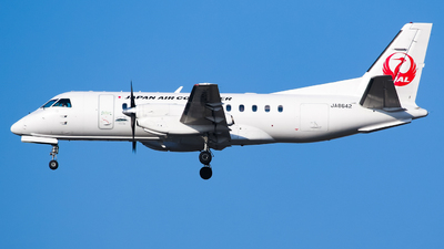 JA8642 - Saab 340B - Japan Air Commuter (JAC)