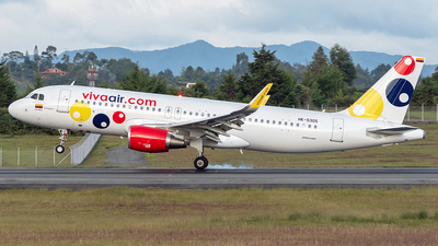 HK-5305 - Airbus A320-214 - Viva Air Colombia