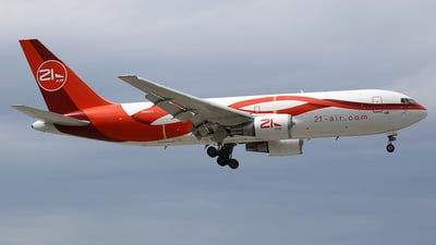 N881YV - Boeing 767-241(ER)(BDSF) - 21 Air (Dynamic Airways)