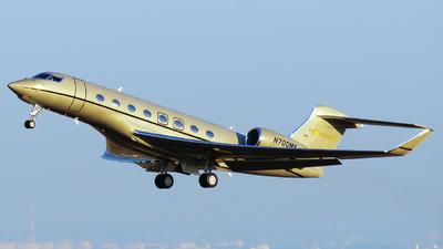 N700MK - Gulfstream G650ER - Private