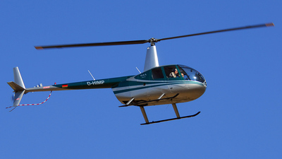 A picture of DHIMP - Robinson R44 Astro - [0335] - © Claus Seifert