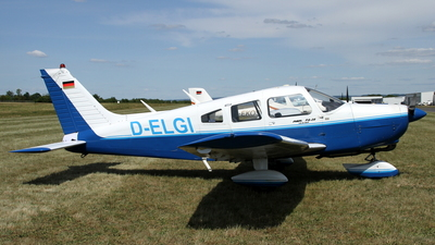 D-ELGI - Piper PA-28-151 Cherokee Warrior - Private
