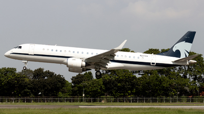 N227GV - Embraer 190 Lineage 1000 - Premiair