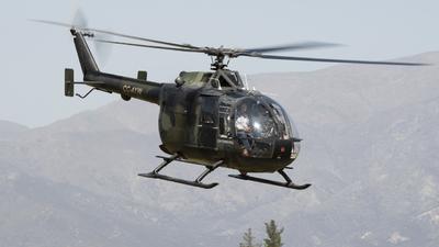 CC-AYW - MBB Bo105M - Private