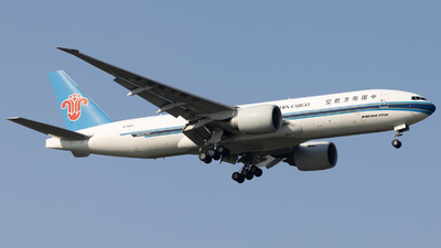 A picture of B2042 - Boeing 777F1B - China Southern Airlines - © TasKforce404-HK416