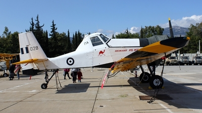 028 - PZL-Mielec M-18B Dromader - Greece - Air Force